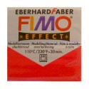 Fimo - rubínová metalíza