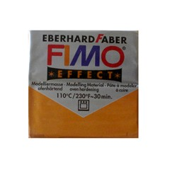 Fimo - zlatá metalíza