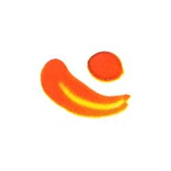 Paprikově oranžová