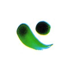 Orientální zelená