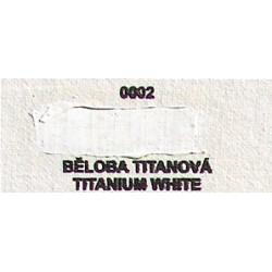 Běloba titanová