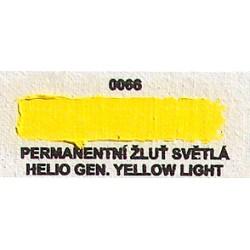 Permanentní žluť světlá 20ml