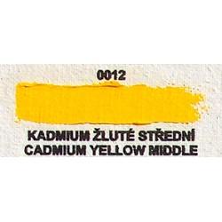 Kadmium žluté střední 20ml