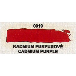 Kadmium purpurové 20ml