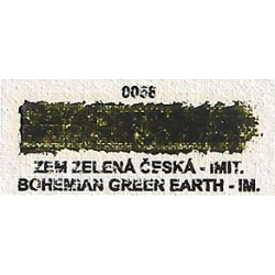 Zem zelená česká - imitace