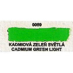 Kadmiová zeleň světlá 20ml