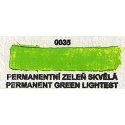 Permanentní zeleň skvělá 20ml