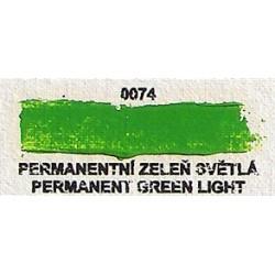 Permanentní zeleň světlá 20ml