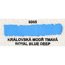Královská modř tmavá 20ml
