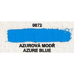 Azurová modř
