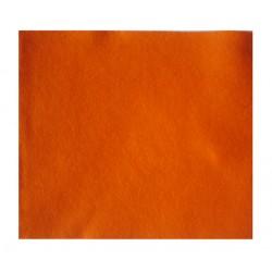 Filc - oranžový