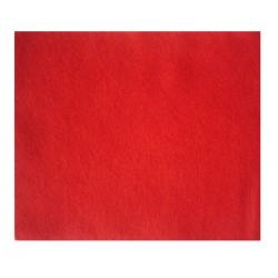 Filc - červený