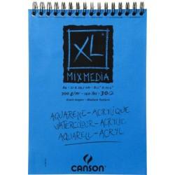 XL mix media A3