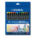 Aqua brush duo 12