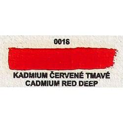 Kadmium červené tmavé 60ml