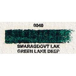 Smaragdový lak