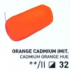 Akryl - oranžová