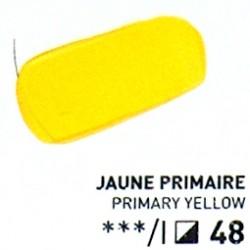 Akryl - žlutá střední