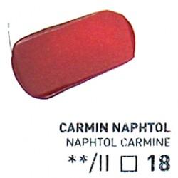 Akryl - karmínová