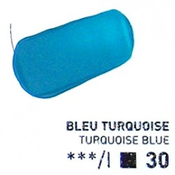 Akryl 100ml - modrá tyrkysová