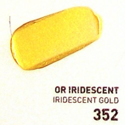 Akryl 100ml - zlatá